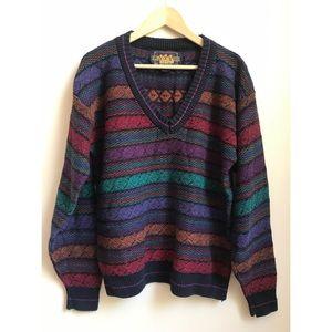 Vintage 80s Ralph Lauren Sweater